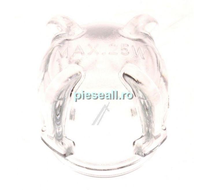 Protectie bec cuptor aragaz BOSCH, SIEMENS 1591177 CAPAC LAMPA DIN STICLA D-33MM