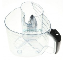 Compartiment sac aspirator PHILIPS G652681 RECIPIENT, PLASTIC