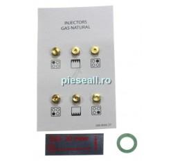 Duze aragaz la set ARCELIK G861182 G20-20MBAR GAZLI GRIL-NG-4G-SAB