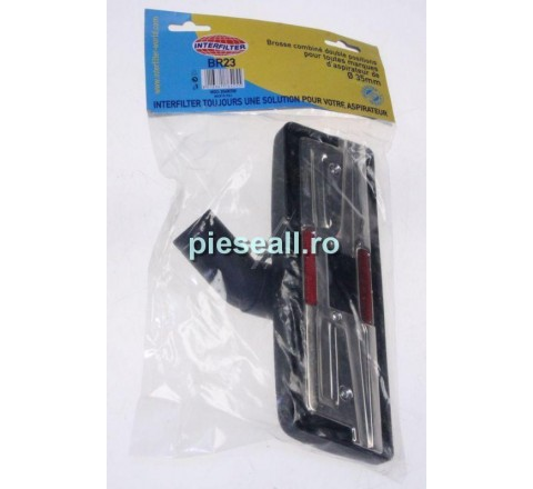 Perie de aspirator combinata CANDY, HOOVER 1488724 BR23 BR23 BROSSE DOUBPEDALD35