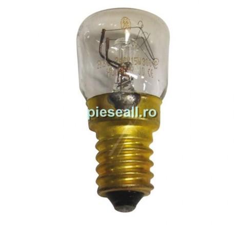 Bec aragaz WHIRLPOOL, INDESIT 1807869 C00015910 BACKOFENLAMPE E14 230V 15W