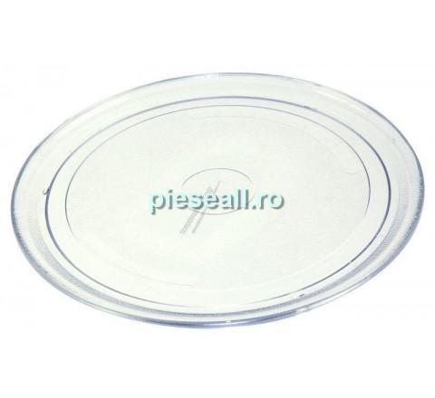 Farfurie cuptor cu microunde WHIRLPOOL, INDESIT 3117277 C00321663 FARFURIE STICLA MICROUNDE D - 27,5 CM