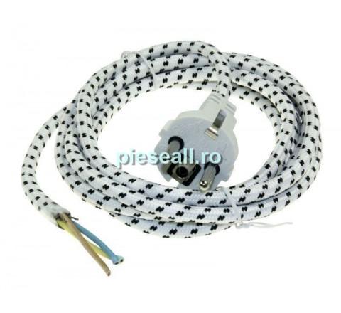Cablu de alimentare fier de calcat 456878 CABLU DE ALIMENTARE FIER DE CALCAT 3,0M 3X0,75MM