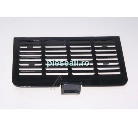 Grilaj filtru aer aspirator CANDY, HOOVER 6110417 CAPAC FILTRU