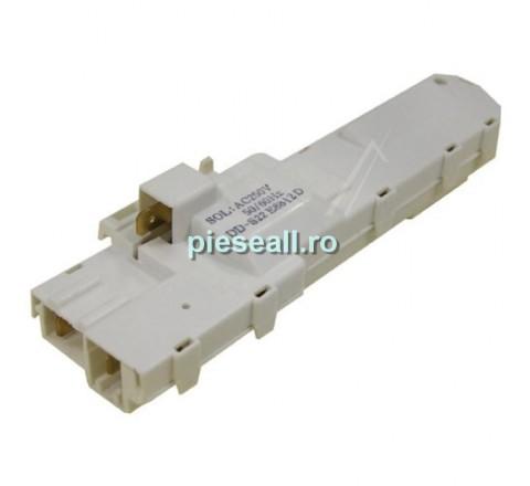 Inchizator electric usa, hublou masina de spalat SAMSUNG 6651248 INTRERUPATOR USA 760DR,NYLON,WHT,-,-,VDE,