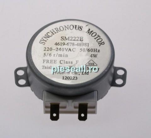 Motor rotire platan cuptor cu microunde ATAG 8074726 88017966 MOTOR PLATAN MAGNETIC, A