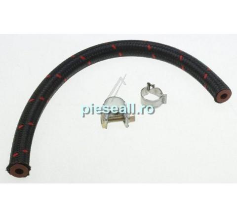 Furtun flexibil aspirator DELONGHI 8209489 SCHLAUCH , BRAIDED RUBBER HOSE-