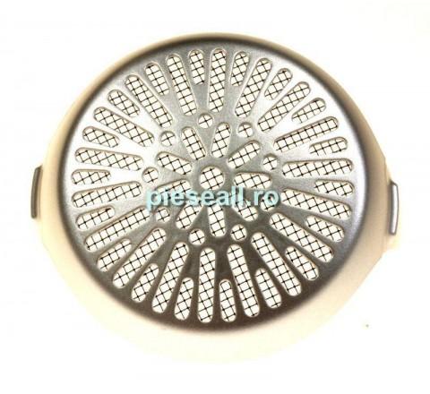 Grilaj filtru aer aspirator GROUPE SEB D966838 GRILAJ, POSTERIOR, ALB