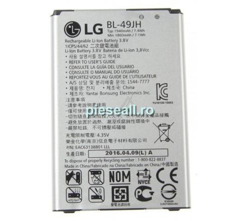 Acumulator GSM LG G954078 BL-49JH WIEDERAUFLADBAR BATTERIE,LITHIUM ION