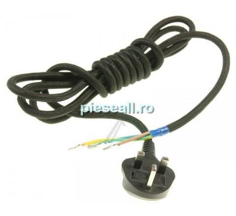 Cablu de alimentare fier de calcat PHILIPS H433110 MAINSCORD UK, SG 13A 2M7 FAST 3