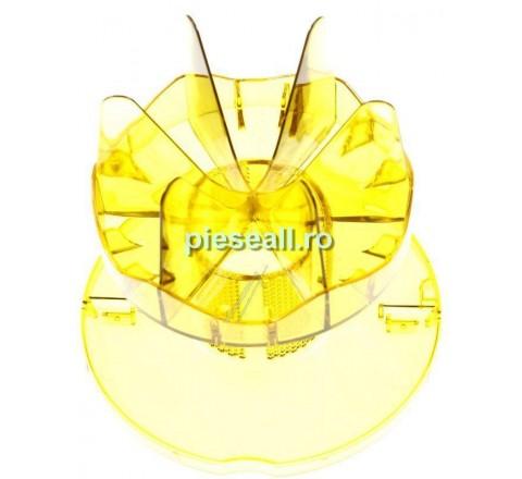 Grilaj filtru aer aspirator GROUPE SEB H435091 2230000347 GRILAJ, SEPARATOR, GALBEN