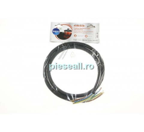 Cablu alimentare aragaz WHIRLPOOL, INDESIT M121051 C00510415 CAB360, 1-CABLE HO7 RNF 3G6